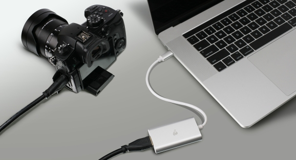 The IOGear UpStream Video Capture Adapter is available now.