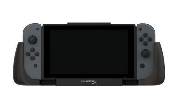 The HyperX ChargePlay Clutch for Nintendo Switch adds battery life and comfort.