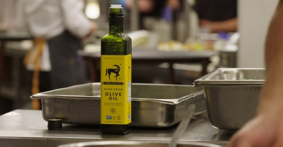 IBM will use blockchain to trace Terra Delyssa extra virgin olive oil back to its source in orchards.