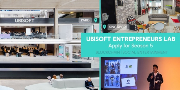 Ubisoft opens applications for its Entreprenuers Lab
