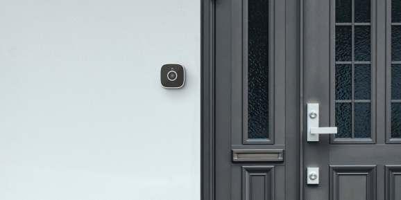 Abode's new Outdoor/Indoor Smart Camera.