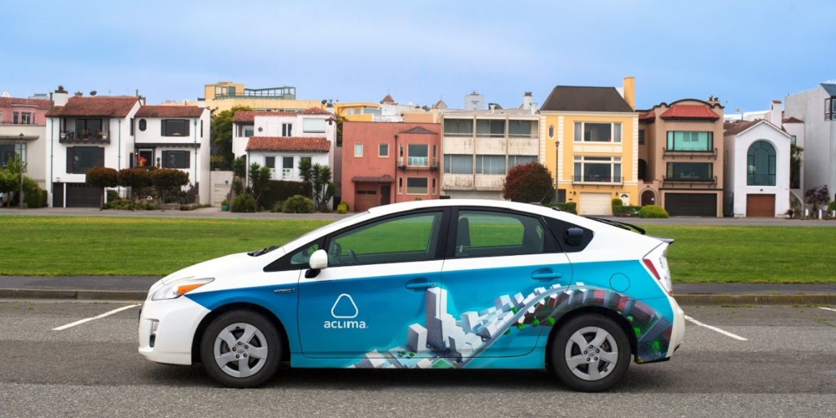 Aclima is mapping air quality on every block in the Bay Area.