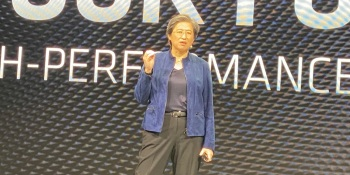 AMD unveils mainstream 7-nanometer Radeon 5600 GPUs and new mobile Ryzens