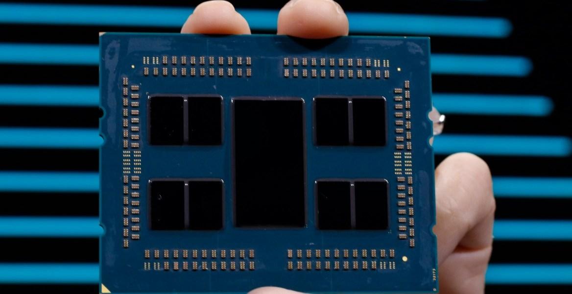 AMD's new Threadripper costs $4,000.
