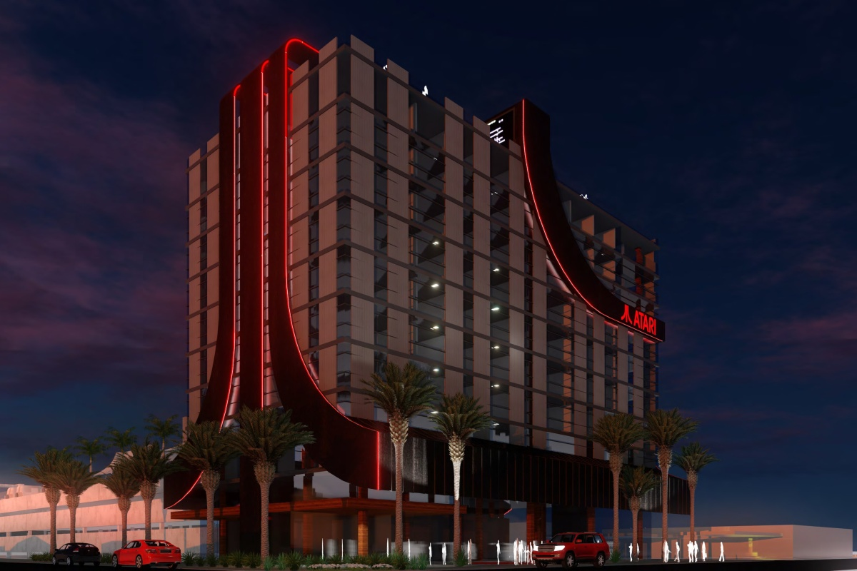 Atari hotels are happening because Hard Rock Cafe is for boomers - VentureBeat