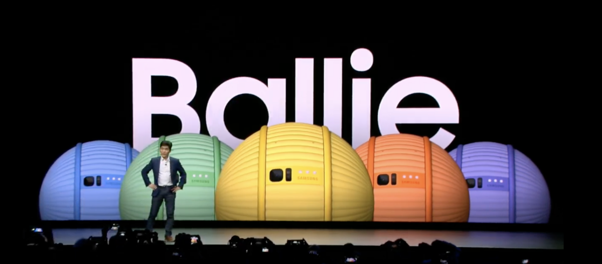 Samsung's VP of research on making Ballie mobile, personable, and nonthreatening - VentureBeat
