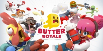 Butter Royale will make you hungry for revenge.
