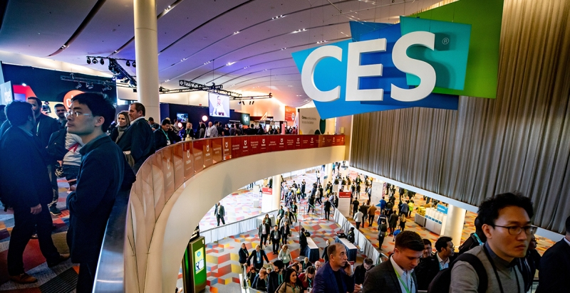 CES 2021 will be all virtual.