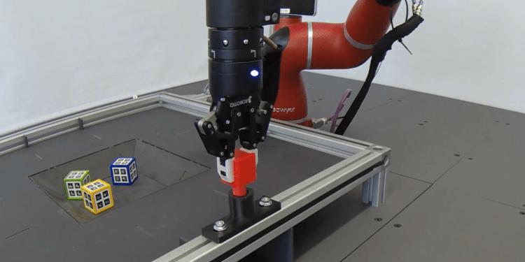 DeepMind robotics
