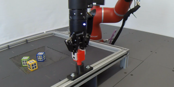 New framework can train a robotic arm on 6 grasping tasks in less than an hour