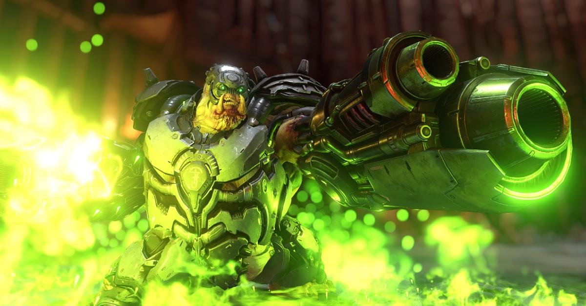 Doom Eternal: Aggression solves every problem - VentureBeat