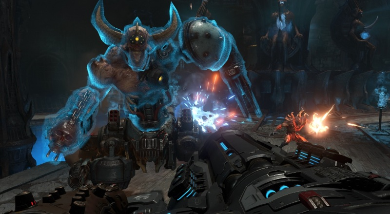 Doom Eternal rewards aggression.