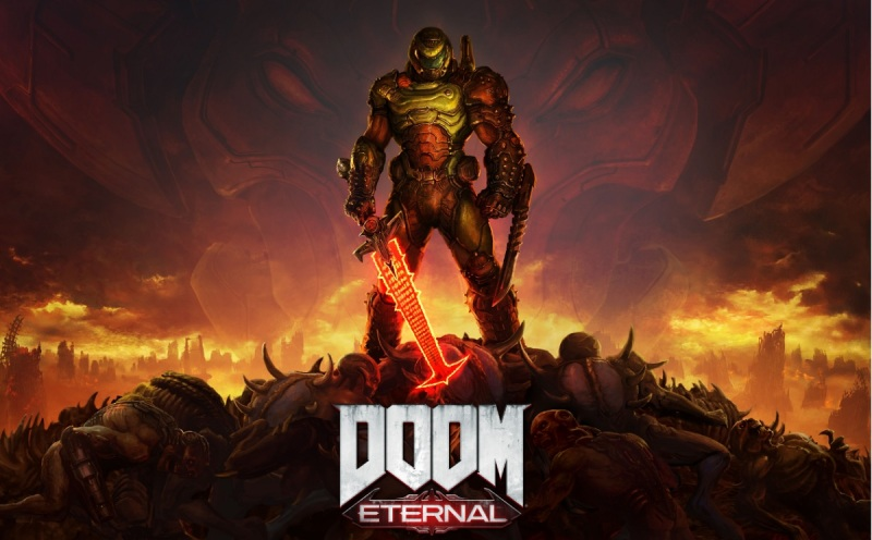 Doom Eternal comes out on the PC and consoles on March 20..