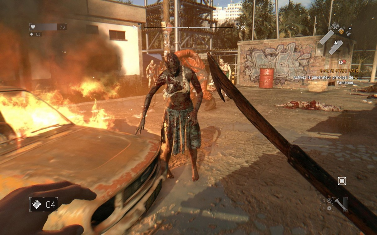 Dying Light turns five years old and is still getting support - VentureBeat