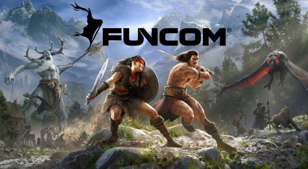 Funcom makes the Conan games.