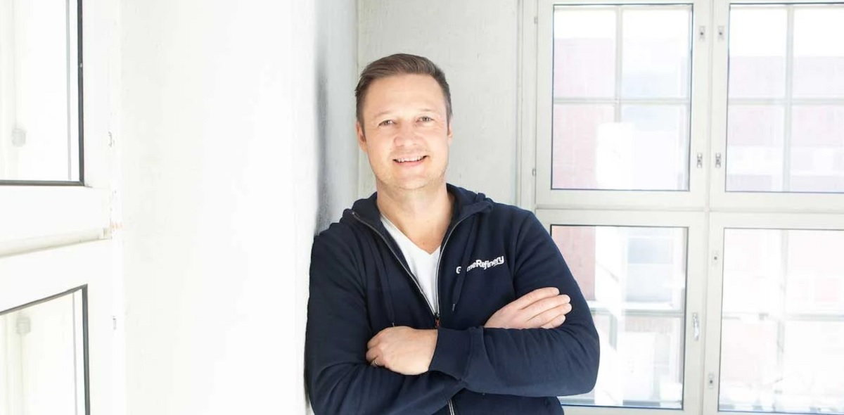 Markus Råmark, CEO at GameRefinery
