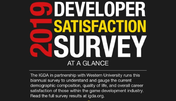 The IGDA represents game developers around the world.
