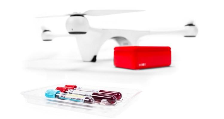 Matternet is delivering medical shipments via drones.