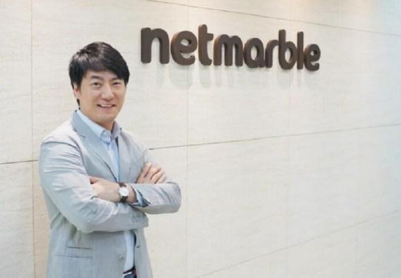 Seungwon Lee of Netmarble.
