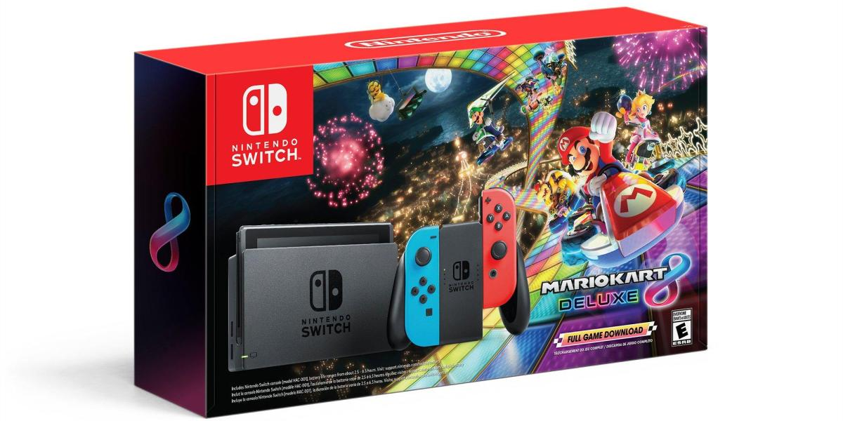 Nintendo Switch holiday bundle.