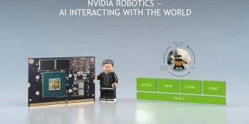 Nvidia launches simulation platform for robots