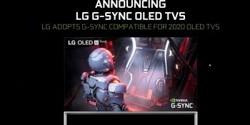 Nvidia pushes game tech forward as LG adopts G-Sync for OLED TVs