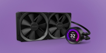 NZXT still makes the 'coolest' CPU coolers