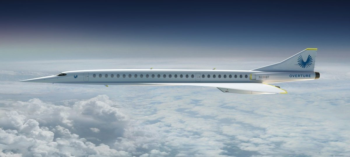 How Boom plans to bring back supersonic air travel