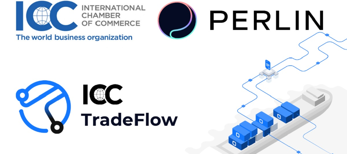 Perlin is working with the ICC to deliver ICC TradeFlow.