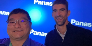 Michael Phelps interview — How Olympic athletes can take advantage of tech