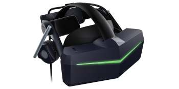 Pimax reveals $449 Artisan VR headset, claims Vision 8K X is in production