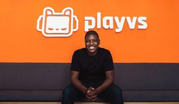 PlayVS CEO Delane Parnell.