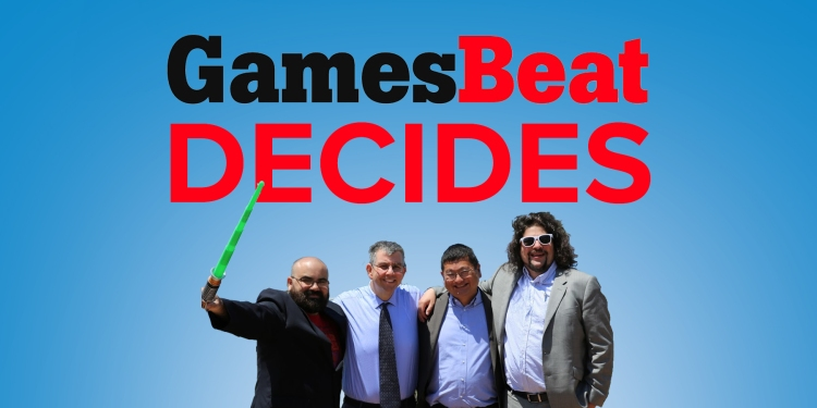 GamesBeat Decides is back in 2020.