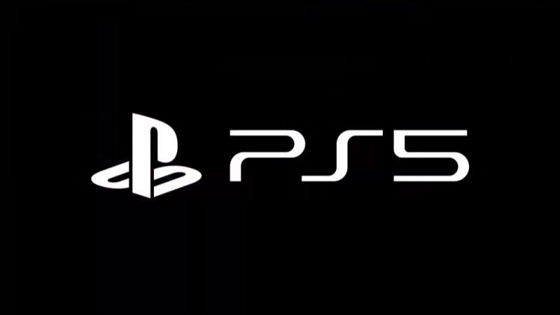 Sony's PlayStation 5 logo, I guess.