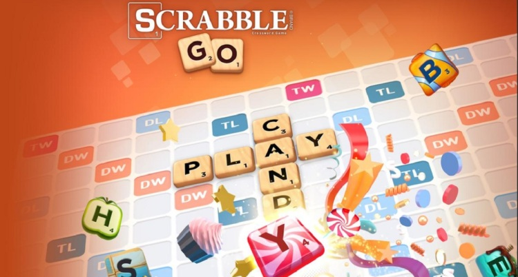 Scopely is launching Scrabble Go on mobile soon.