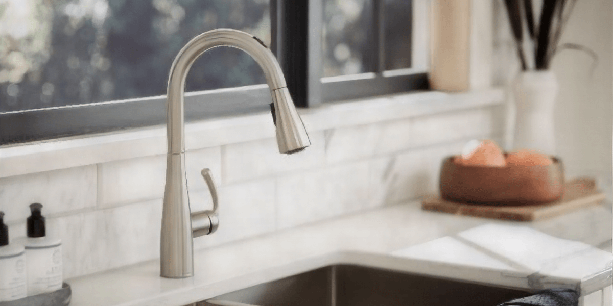Moen S New Kitchen Faucet Works With Alexa And Google Assistant Venturebeat
