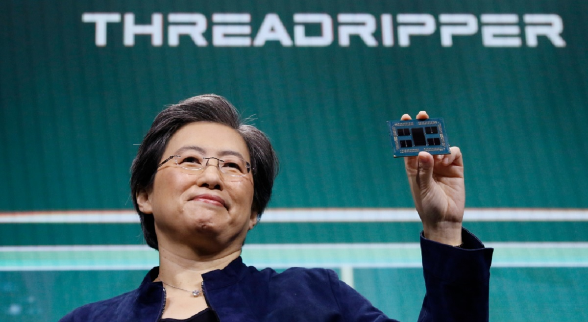 Image of article 'AMD CEO interview — Expect a lot more from us in 2020'