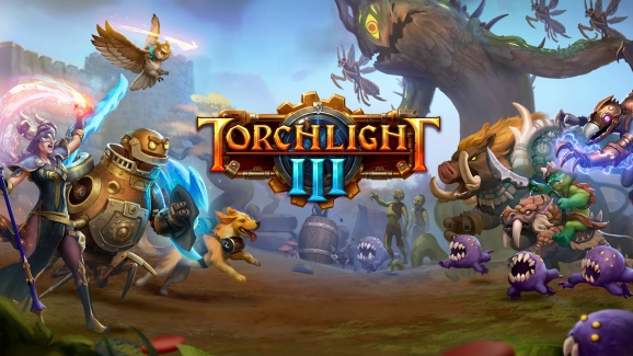 Torchlight III launches on Steam Early Access