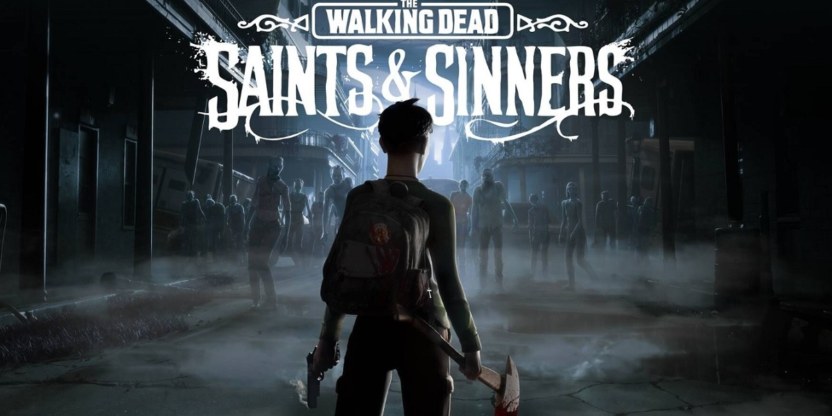 The Walking Dead: Saints & Sinners is live on VR now.