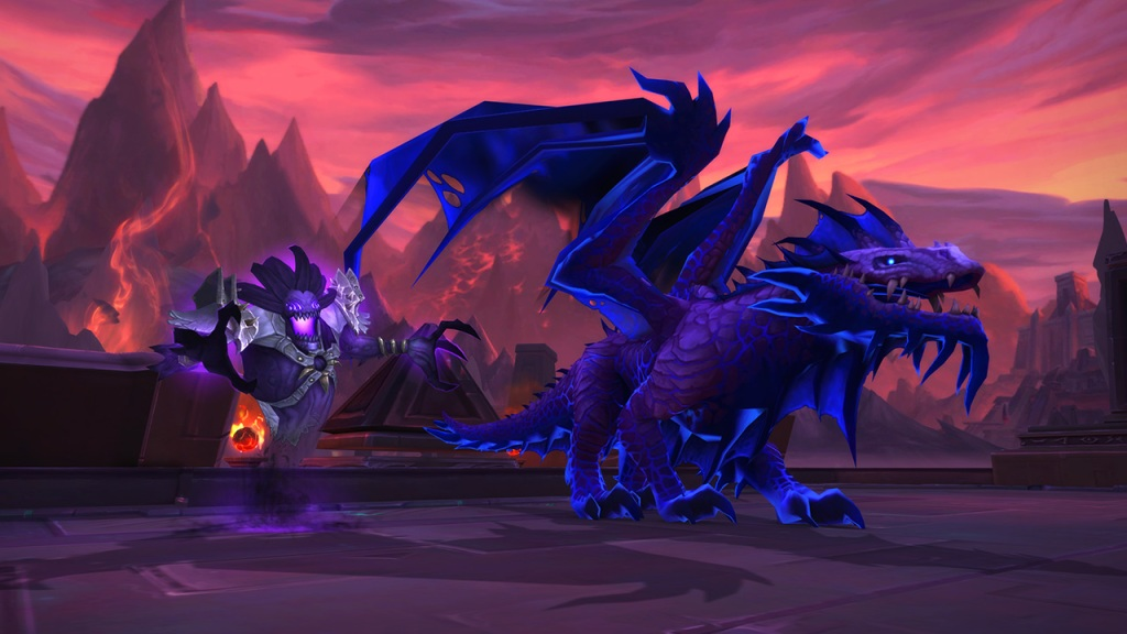 Players will have to fight the monsters of Ny'alotha.