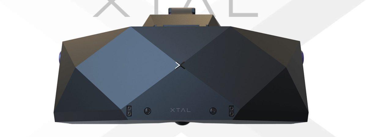 XTAL VR headset.