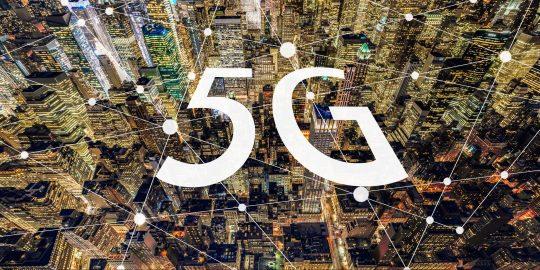 5G Network of Manhattan