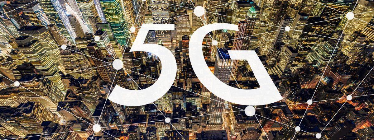 5G Network of Manhattan