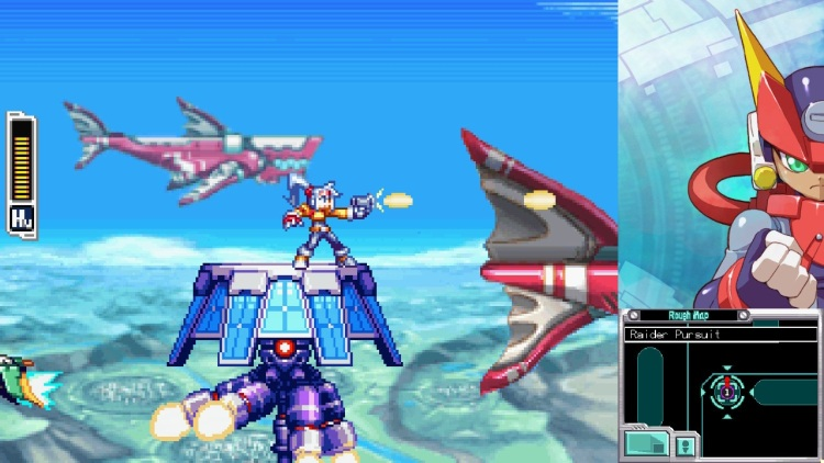 The collection does a good job of working around the ZX games' second screen usage.