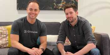Gridwise foundres Ryan Green (left) and