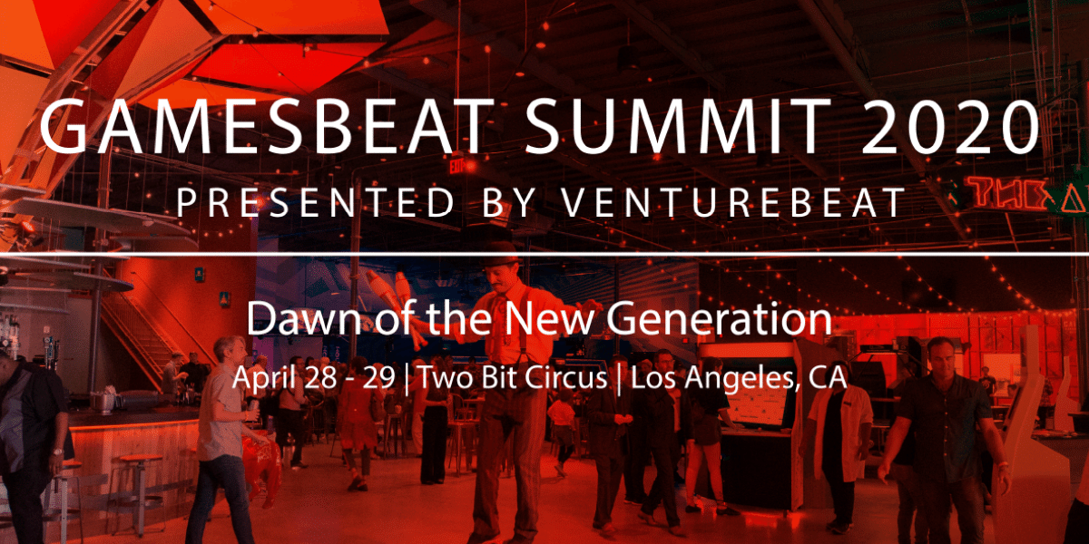 Join gaming leaders at GamesBeat Summit, April 28-29, in Los Angeles