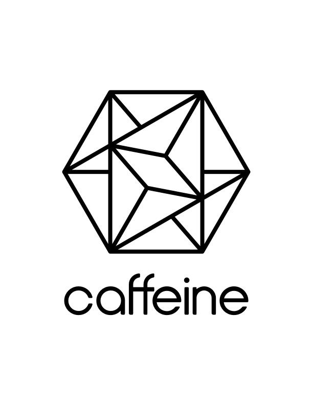 Caffeine's logo