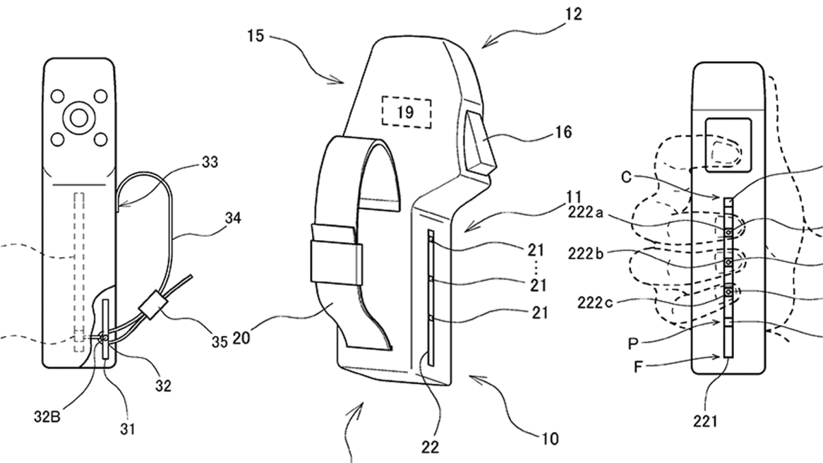 Sony patents a VR controller that feels a lot like Valve's Index - VentureBeat
