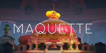 Annapurna Interactive will publish the first-person puzzle game Maquette