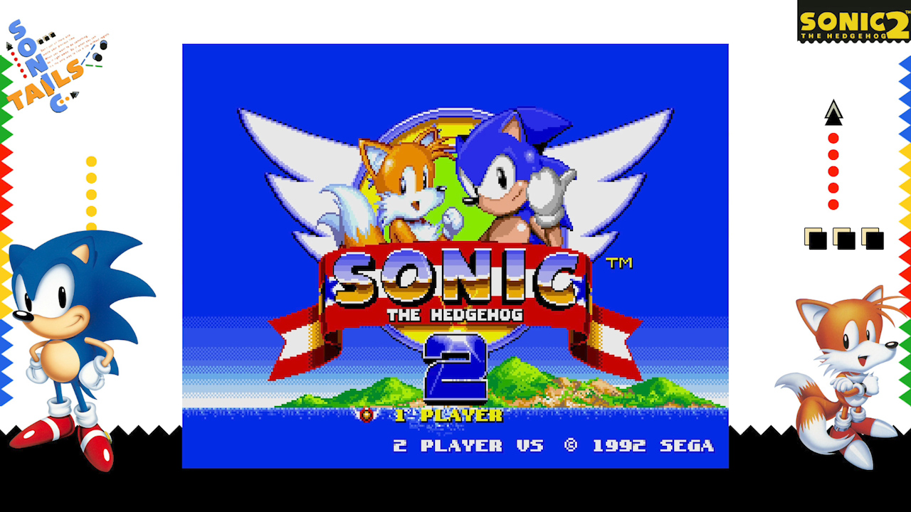 The Retrobeat Sonic The Hedgehog 2 Shines On Switch Thanks To Sega Ages Venturebeat
